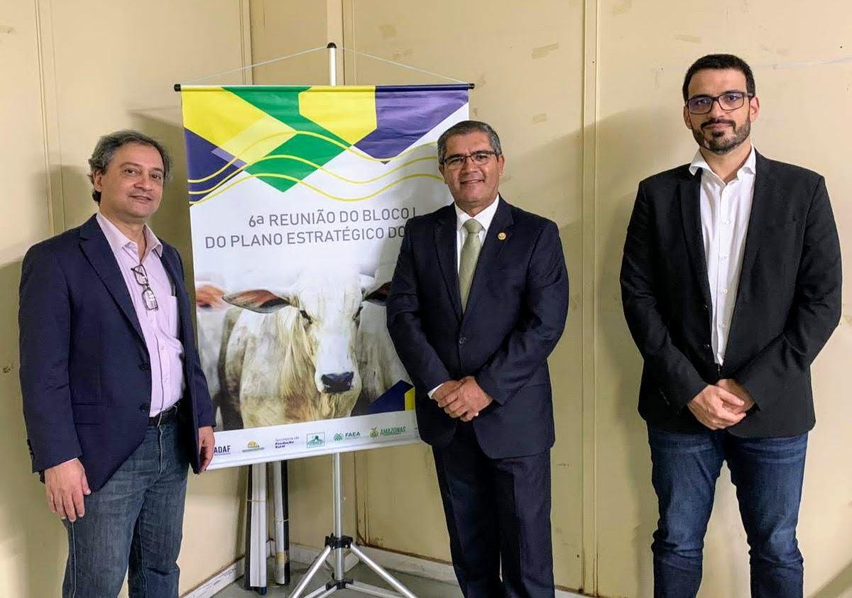 Ministério da Agricultura reconhece esforços do Acre para se tornar zona livre de aftosa sem vacinação