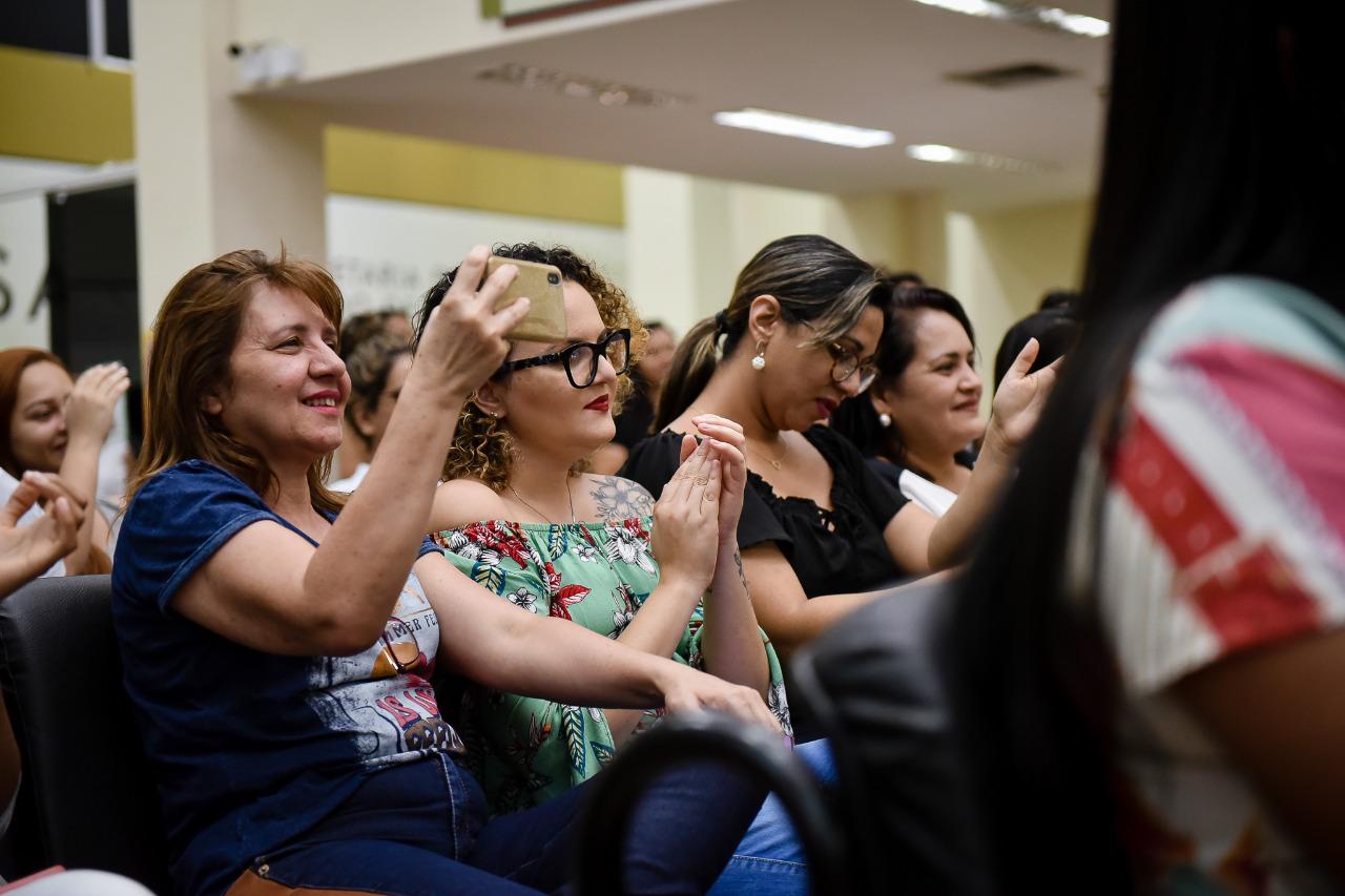 Saúde realiza atividades alusivas ao Dia Internacional da Mulher