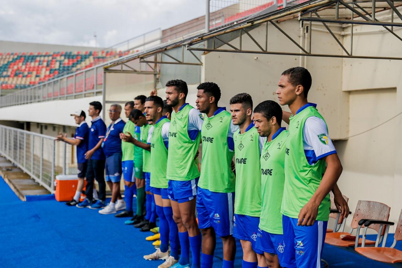 Atlético Acreano autoriza que jogadores de fora retornem aos seus estados