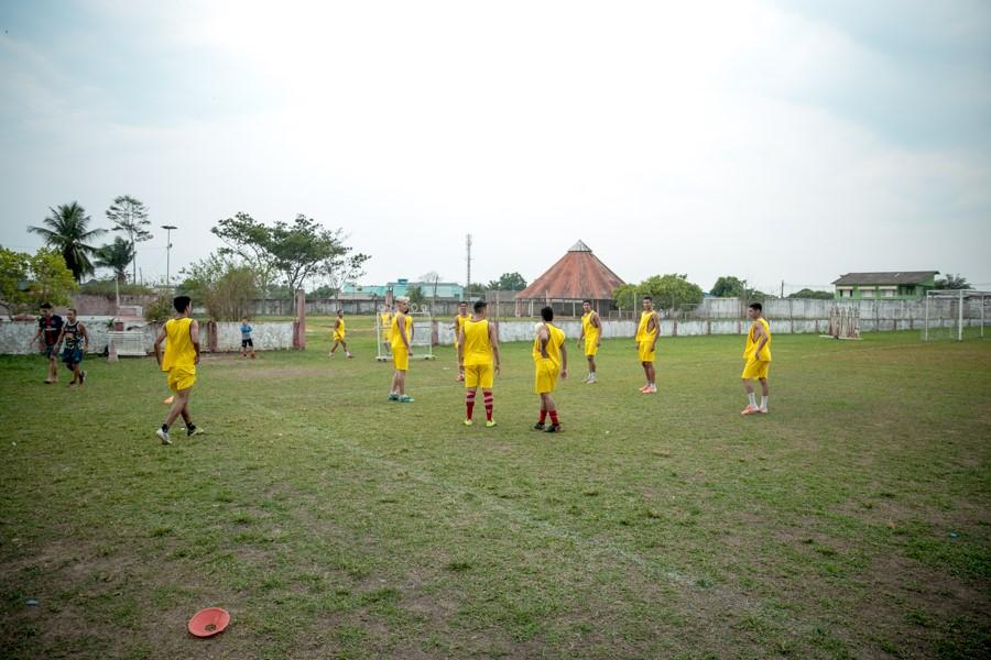 Rio Branco vai priorizar jogadores das categorias de base no Estadual