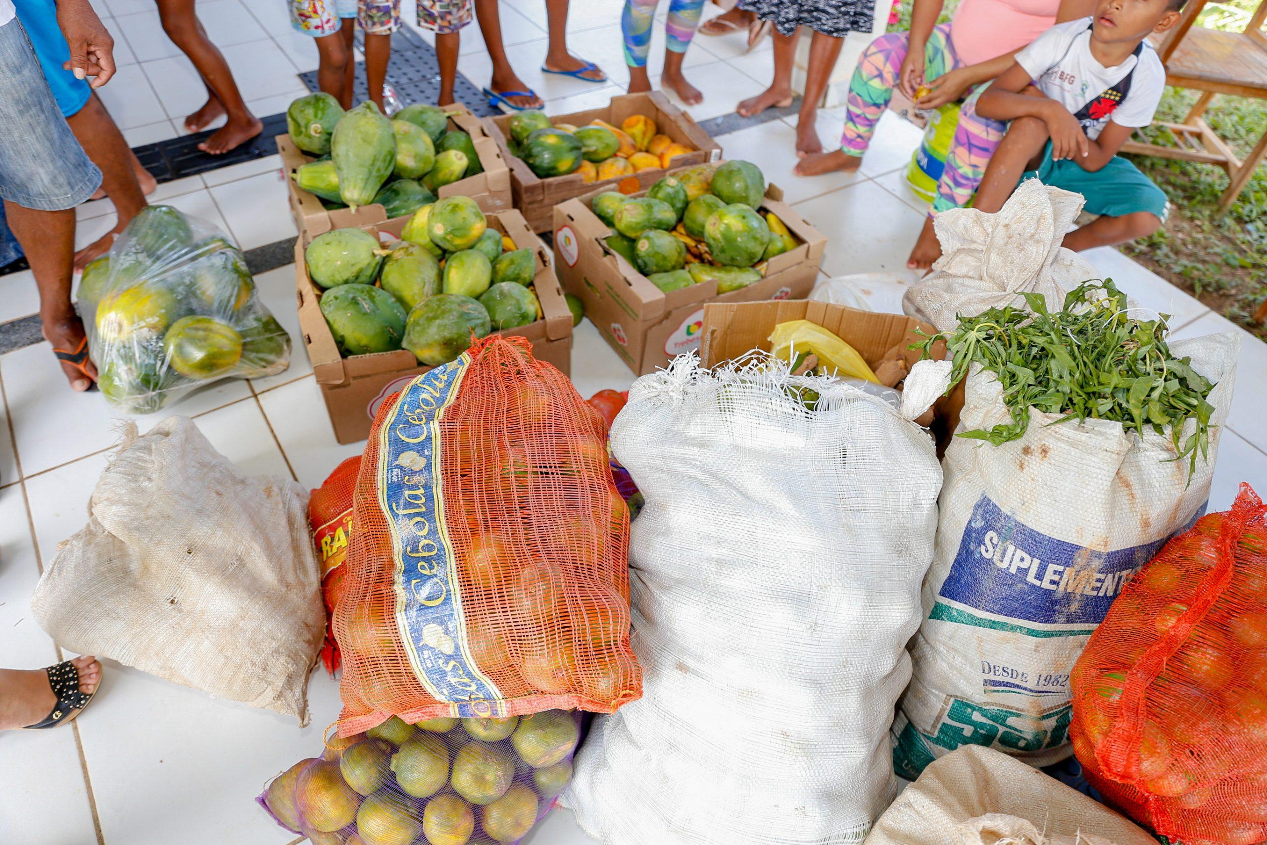 Governo do Estado incentiva que população compre produtos regionais