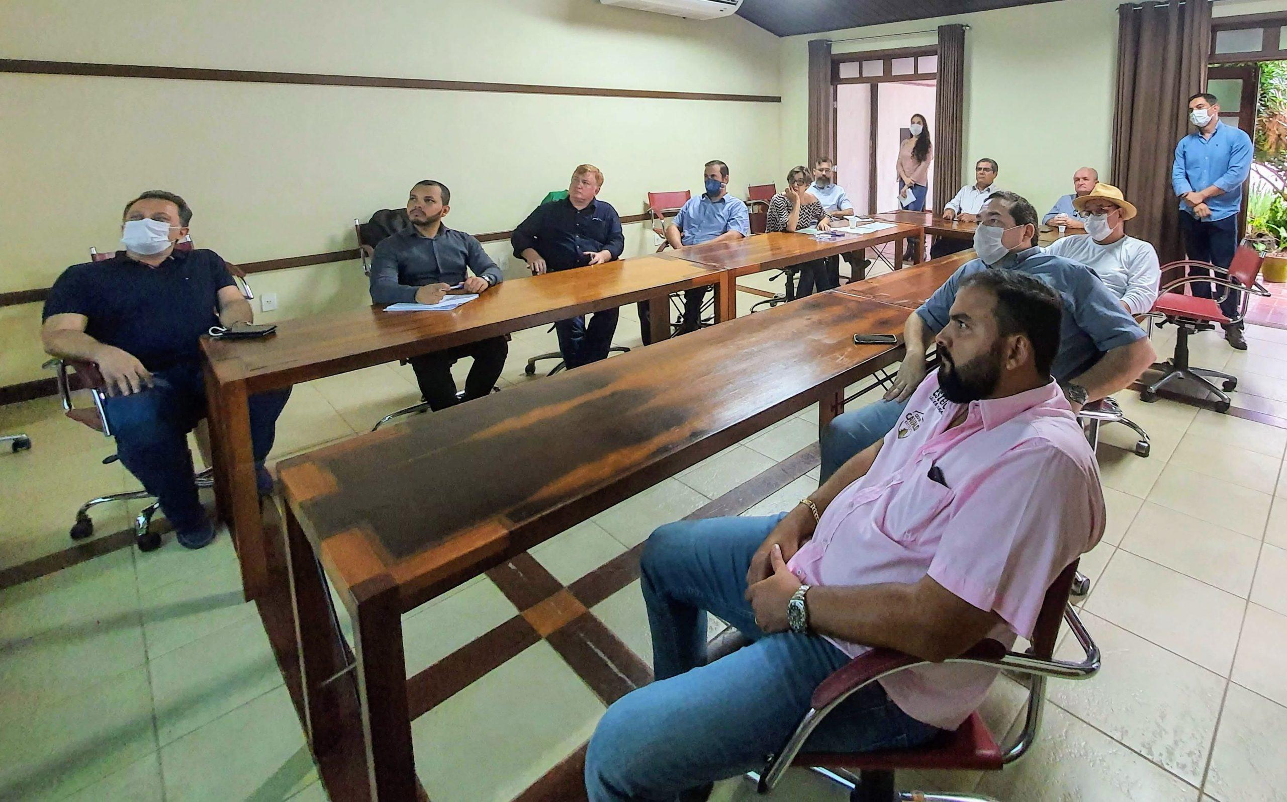 Grupo de trabalho intensifica ações para tornar o Acre zona livre de aftosa sem vacinação