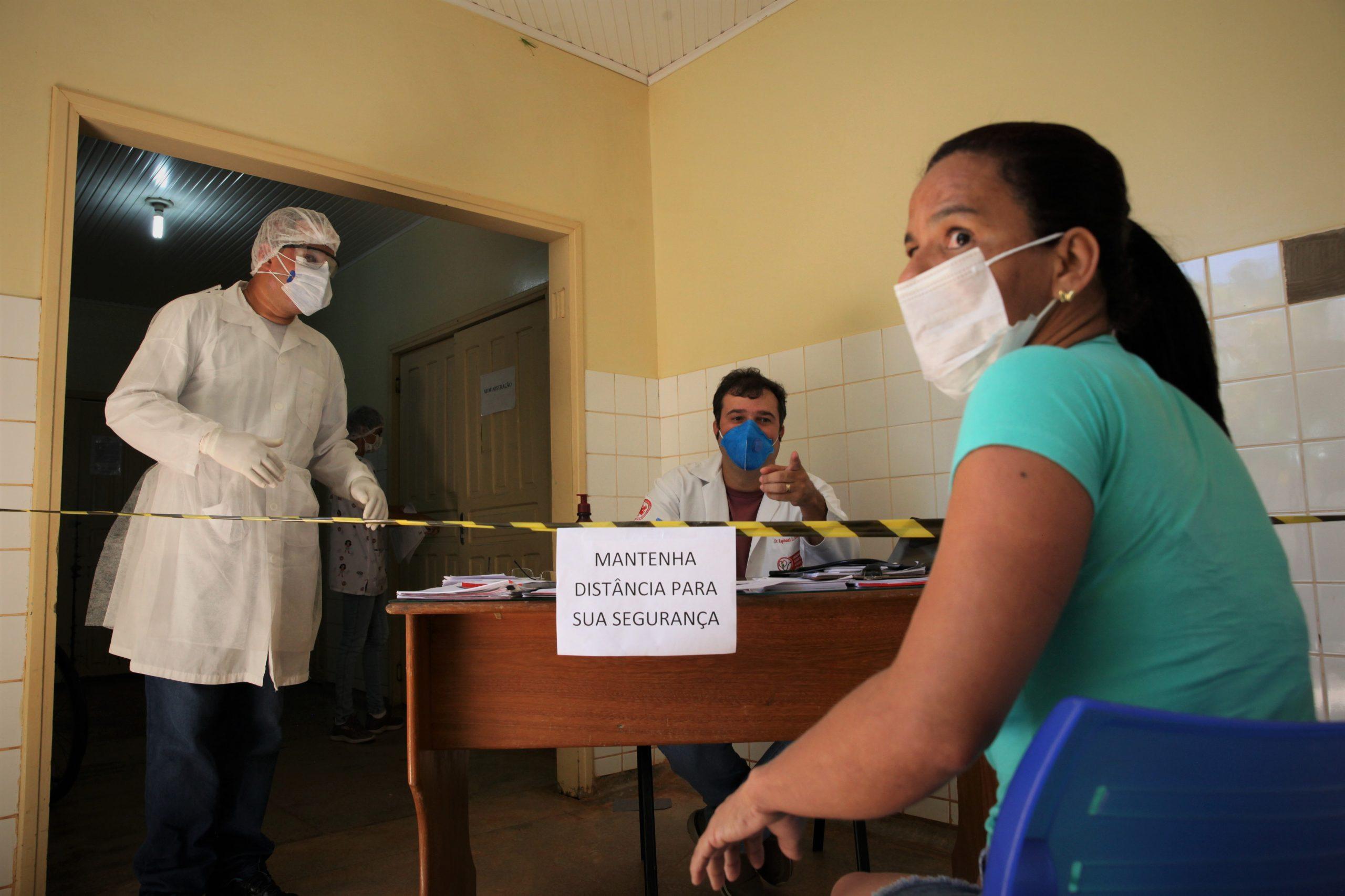 Saúde disponibiliza ambulância com UTI e novos enfermeiros para Acrelândia