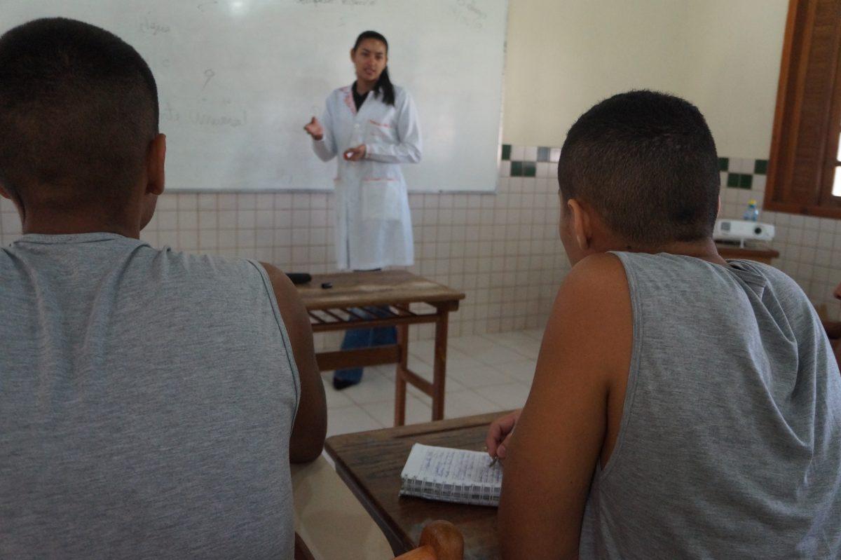 Adolescentes do Instituto Socioeducativo do Acre são aprovados no Encceja 2019