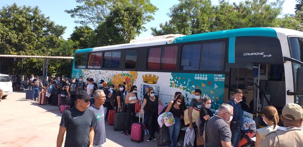 Estudantes em quarentena na Bolívia já estão retornando ao Acre
