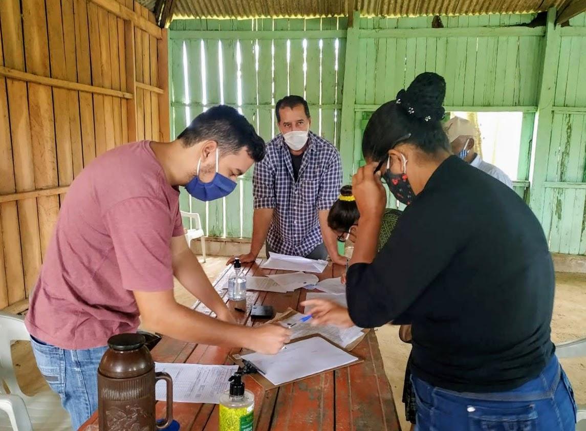 Famílias lideradas por mulheres em projeto de assentamento são beneficiadas com crédito rural