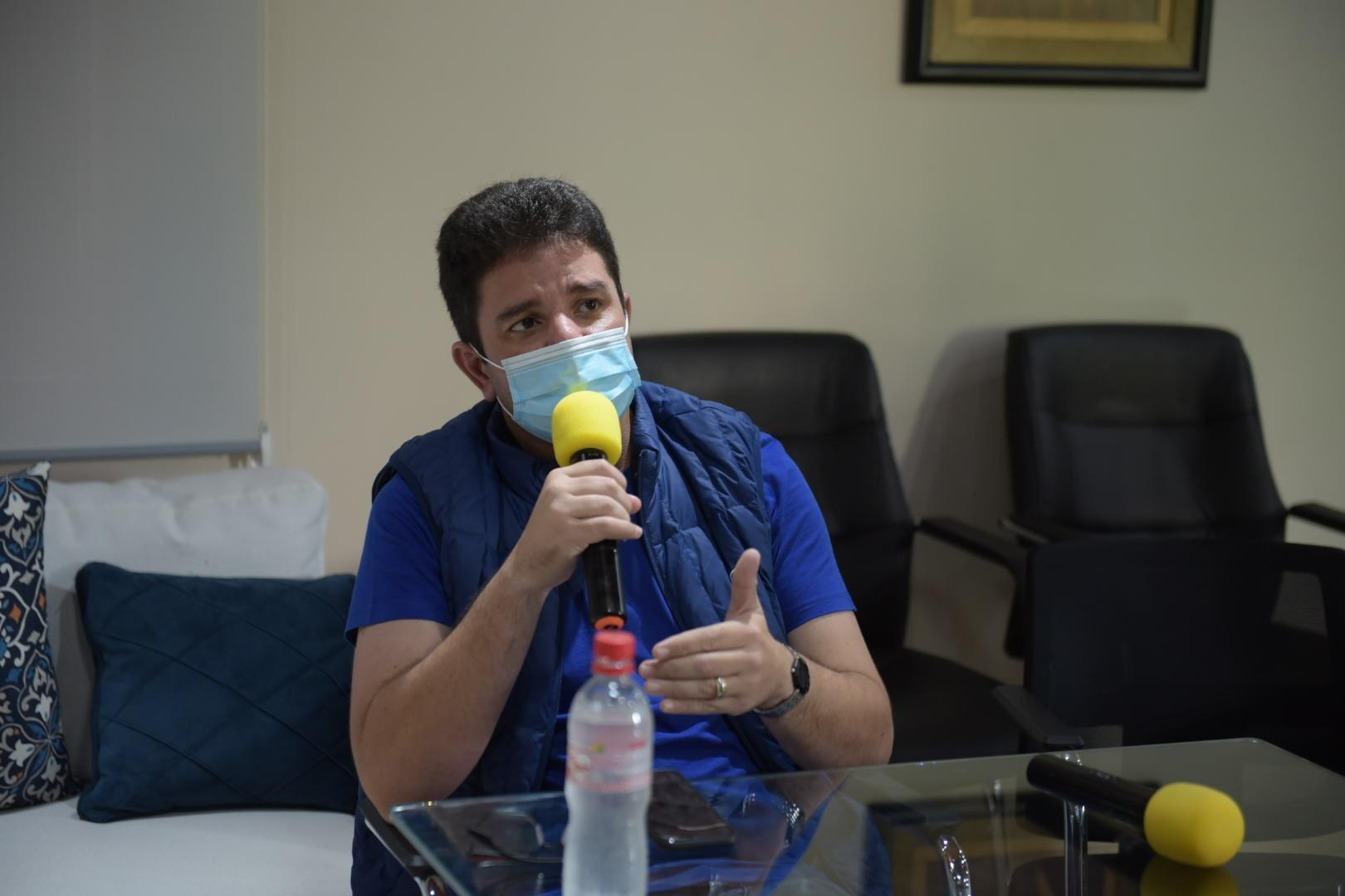 Governador solicita ao vice-presidente da República apoio no combate a desmatamentos e queimadas no Acre