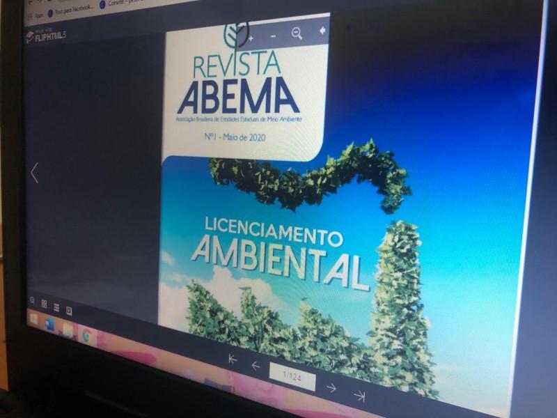 Acre destaca ações integradas de Meio Ambiente em revista nacional