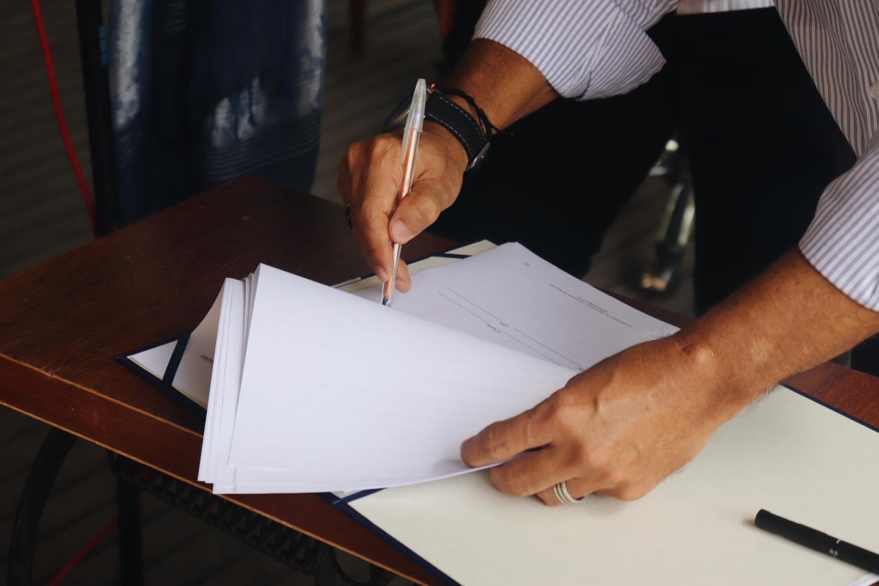 Acre assina Carta de apoio à Lei Nacional de Emergência Cultural