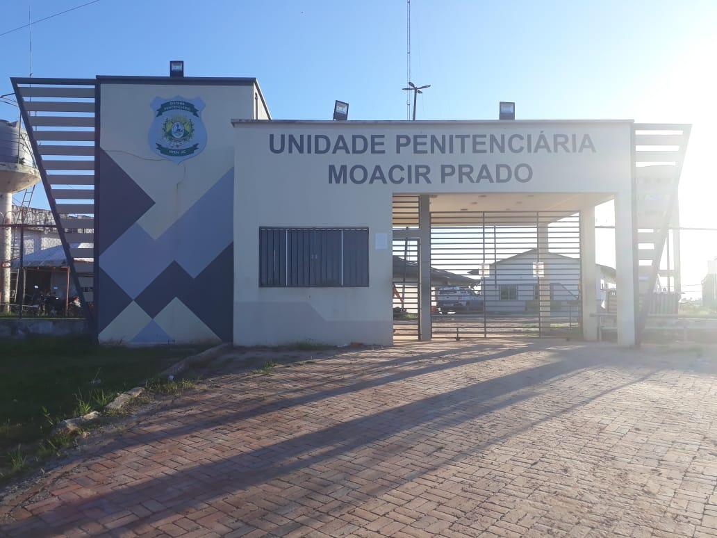 Iapen recebe mais de R$ 16 mil em recursos que auxiliarão no combate ao coronavírus no presídio de Tarauacá