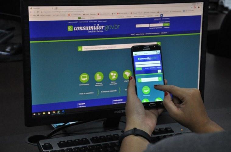 Procon informa atualização em plataforma on-line para denúncias