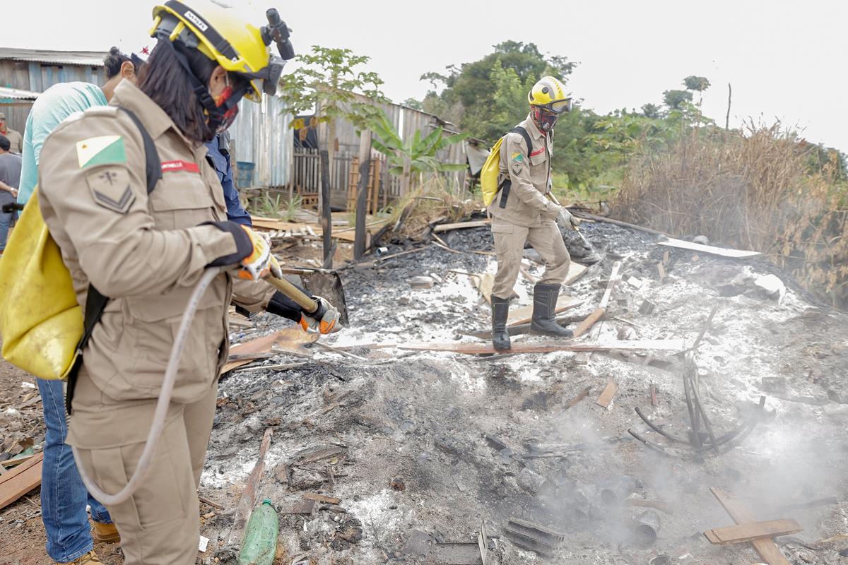Operação Fogo Zero intensifica fiscalização de queimadas em Rio Branco