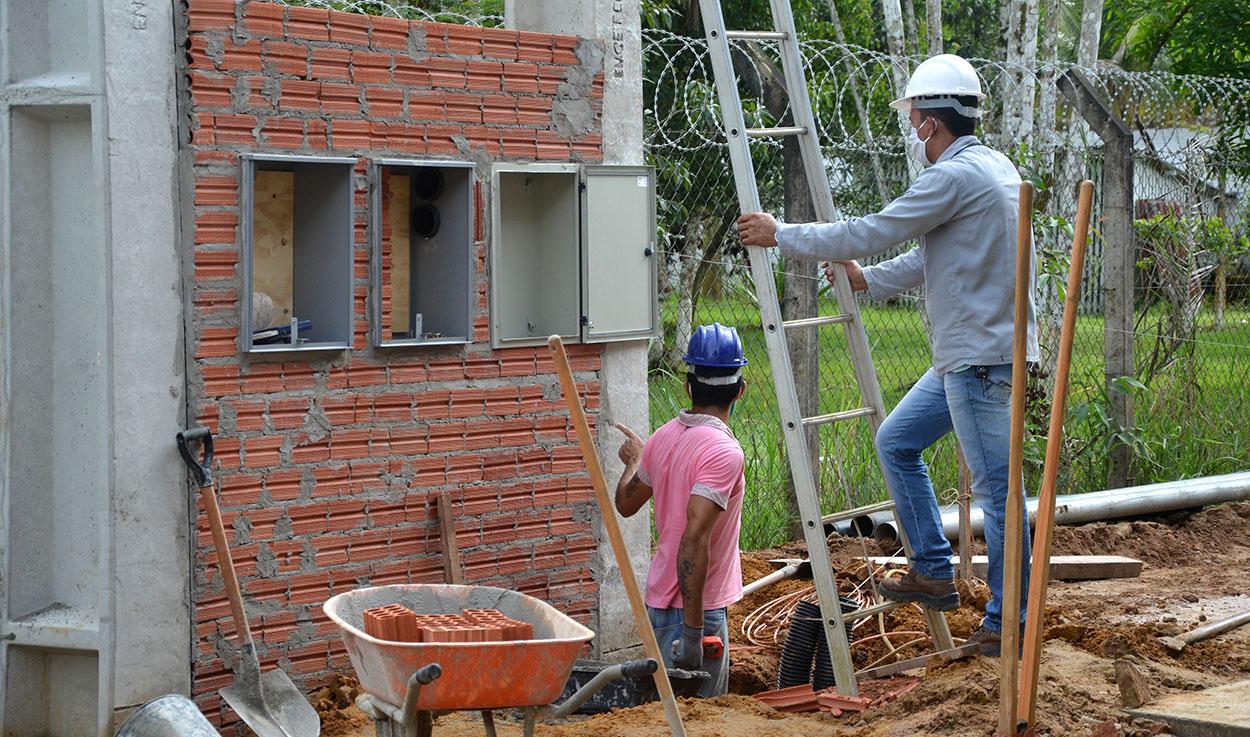 Governo institui programa de estímulo a construção civil que beneficiará microempresas