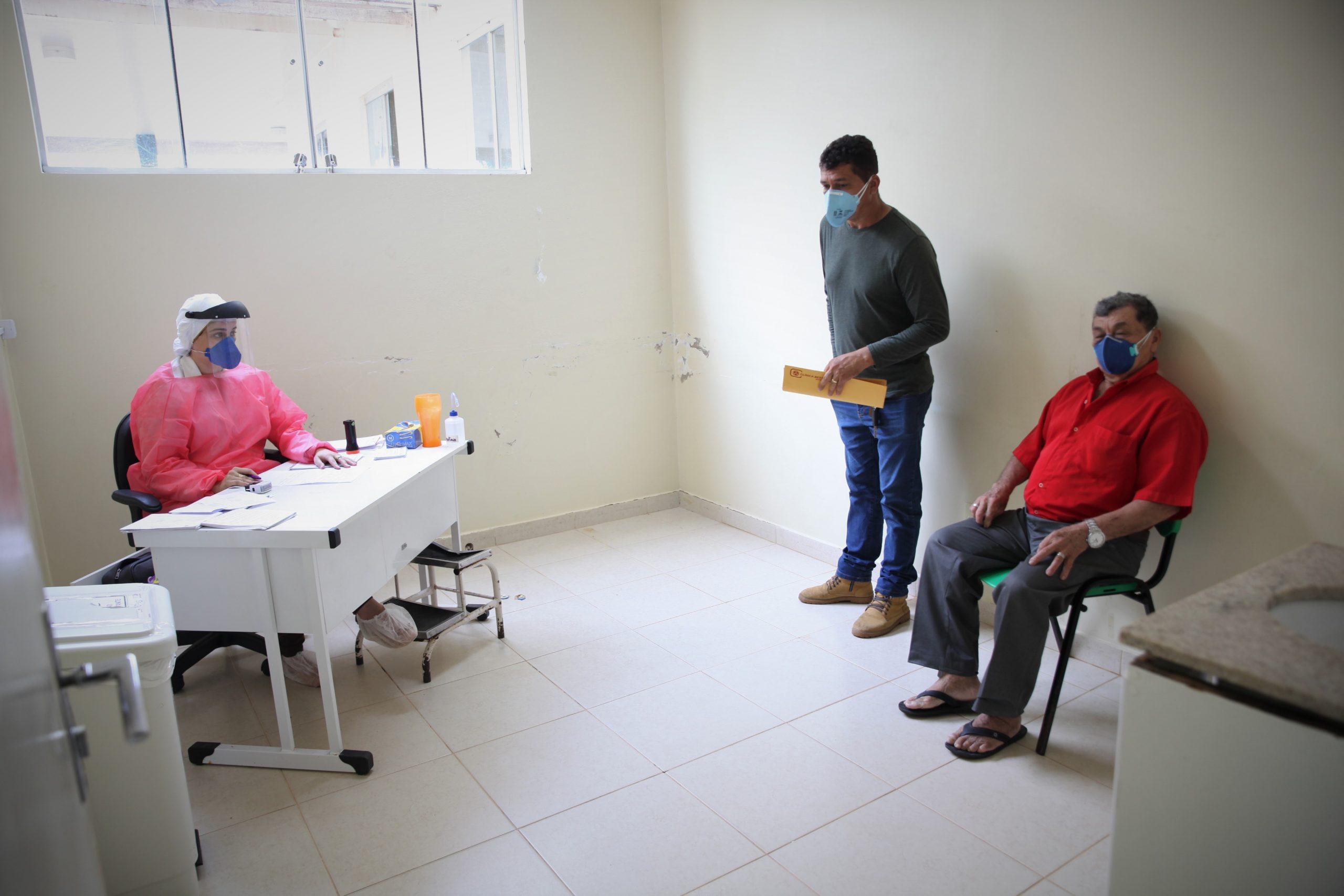 Plano de monitoramento visa reduzir internações de idosos e pacientes crônicos em UTIs Covid-19