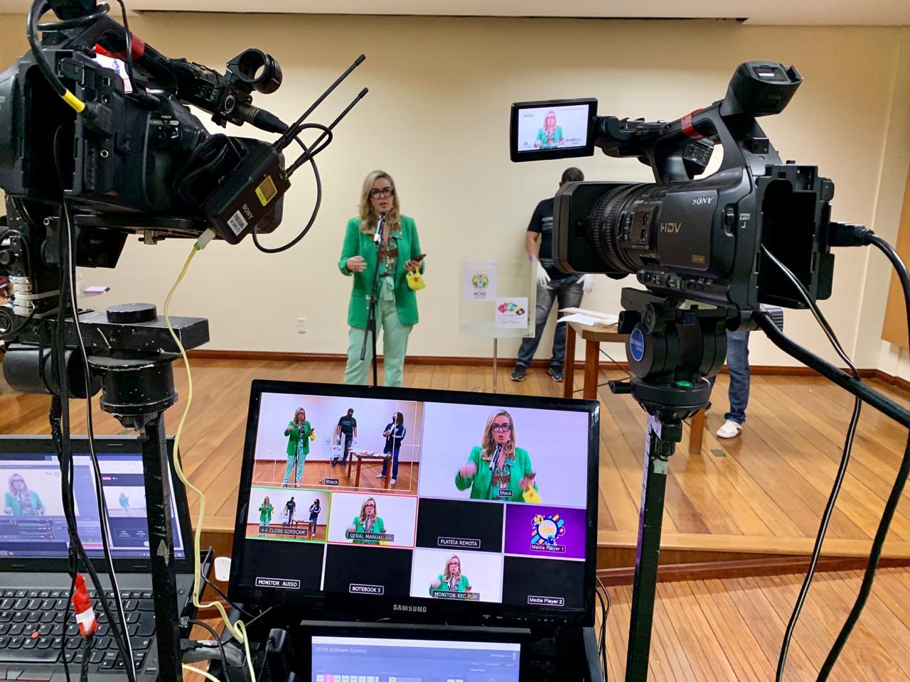 Sorteio define os 90 artistas que participarão de lives do ConectCultura