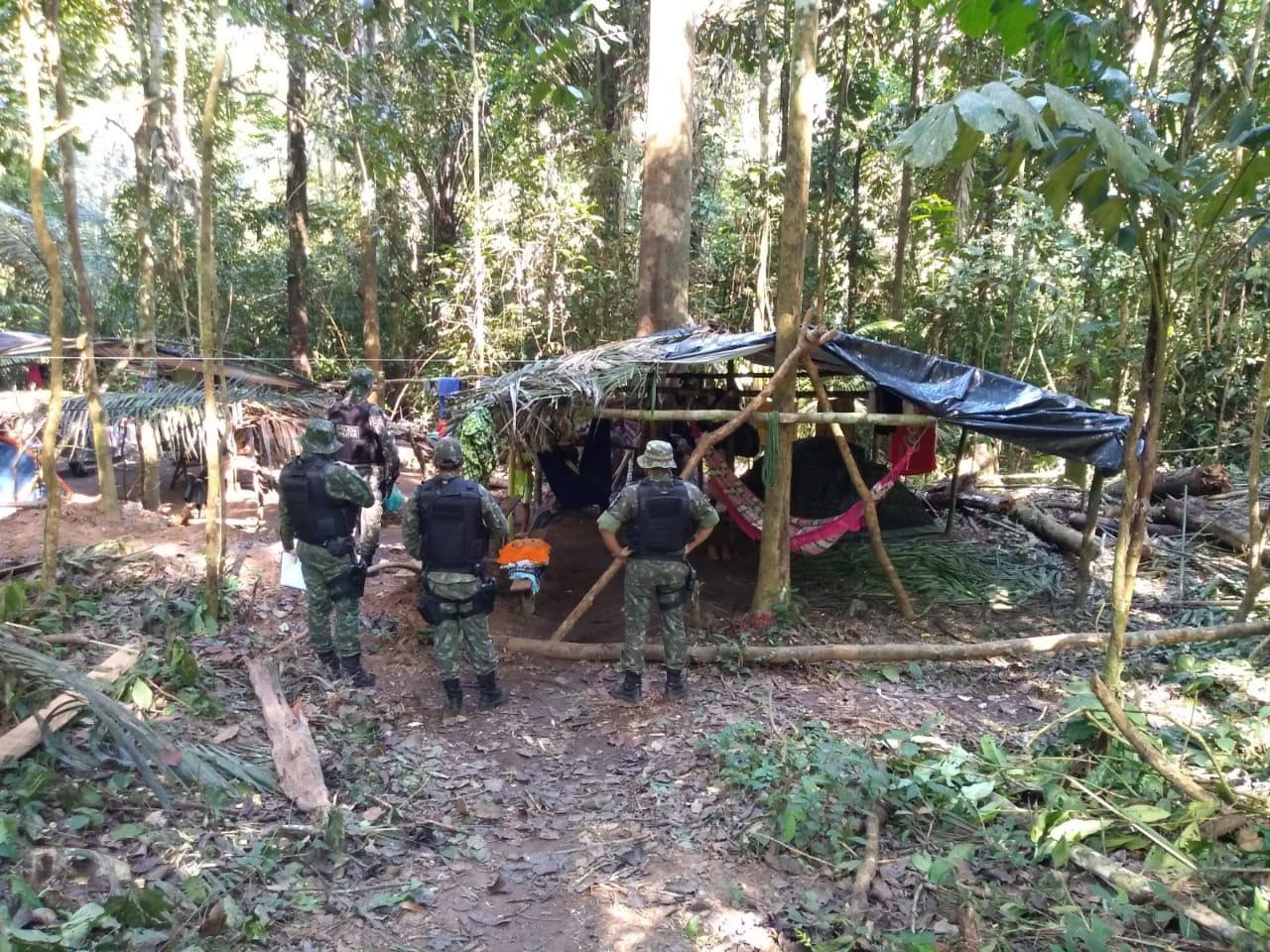 Operação contra crimes ambientais realiza prisões em reserva comunitária do Incra