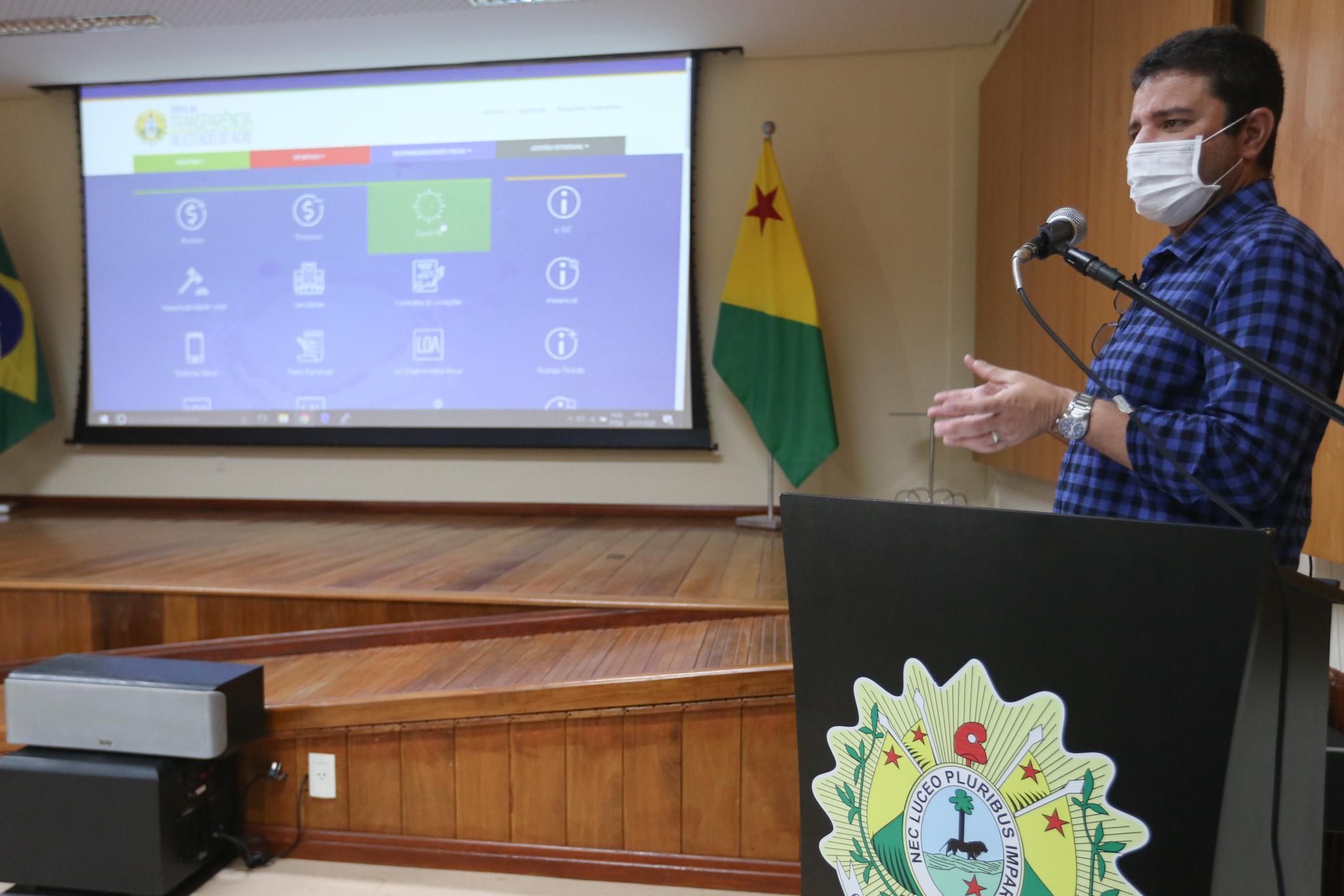 Governo lança novo Portal da Transparência de fácil acesso e mais completo