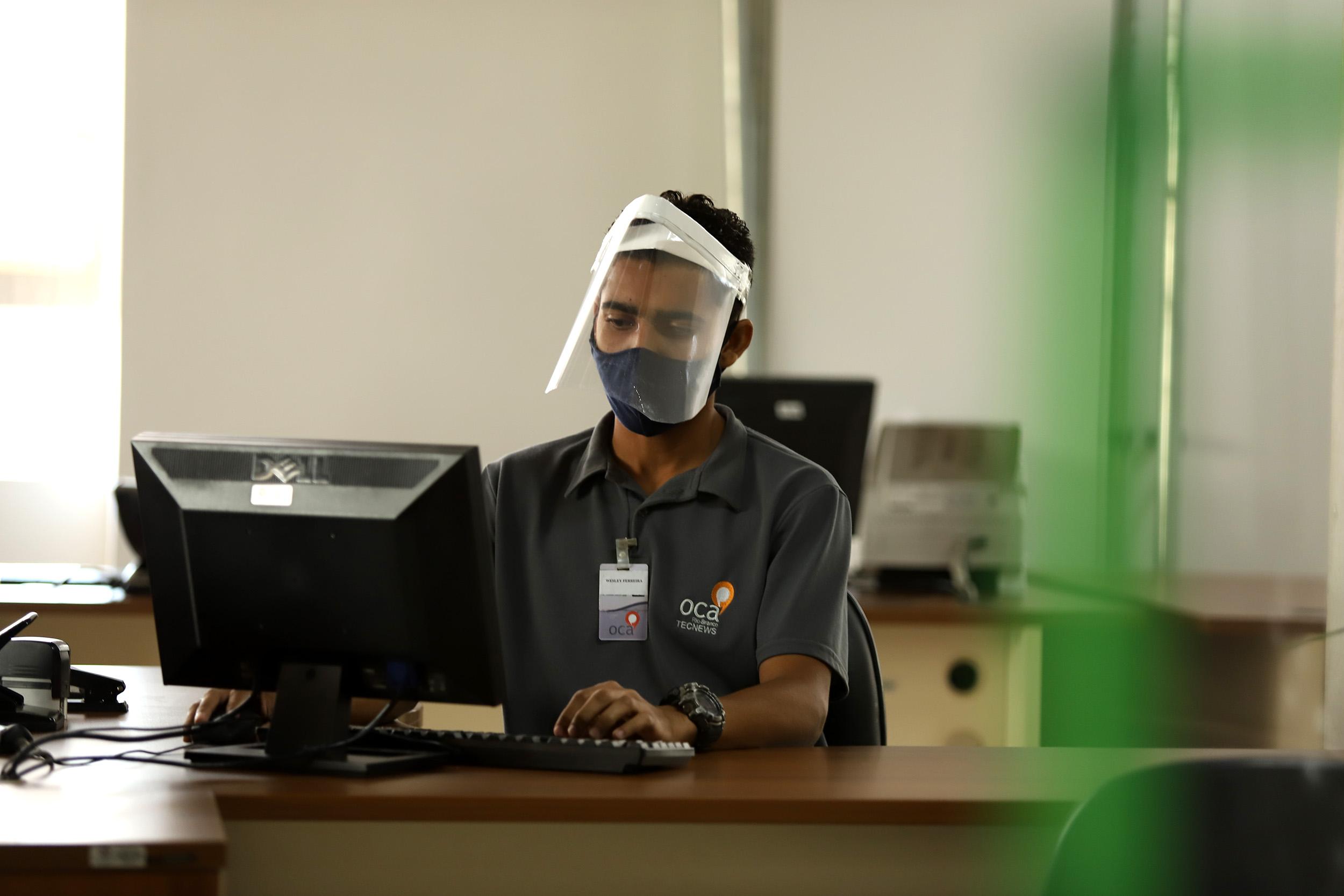 OCA Rio Branco já realizou mais de 32 mil atendimentos online durante a pandemia