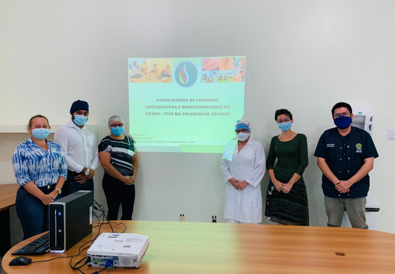 Policlínica do Tucumã terá ambulatório de práticas integrativas para servidores da Saúde