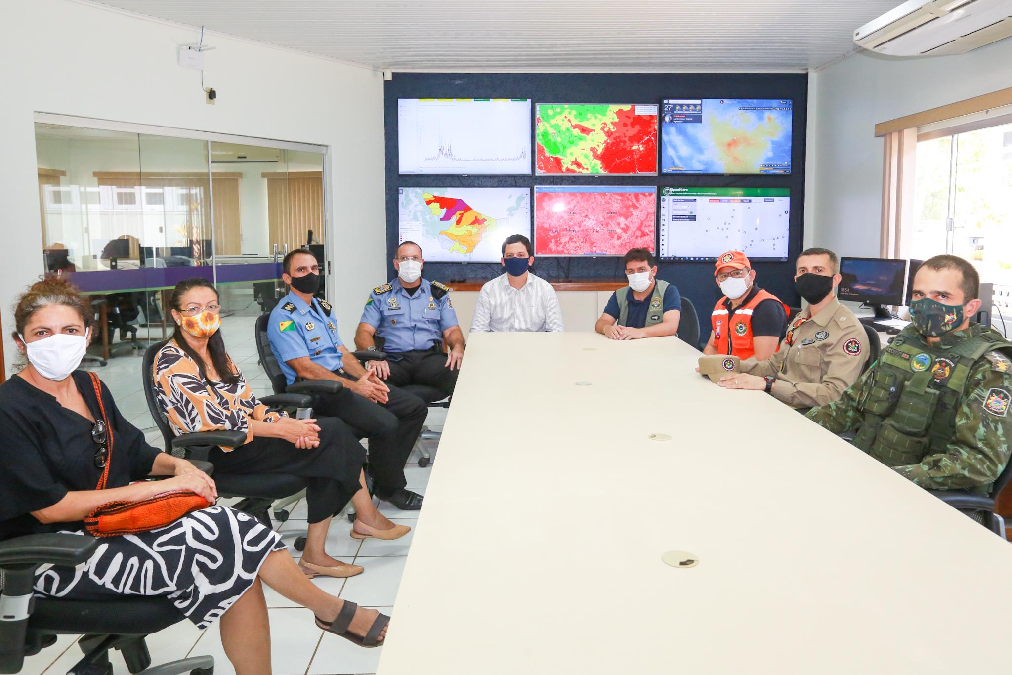 Governo apresenta resultados da Operação Focus II e reforça combate a queimadas