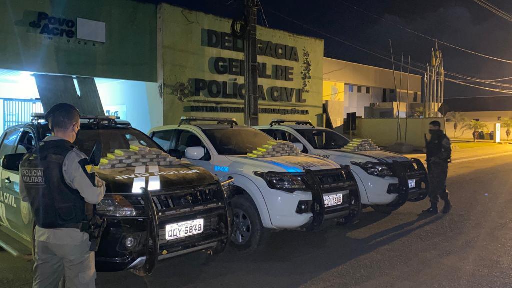 Forças de Segurança executam ação integrada na tríplice fronteira