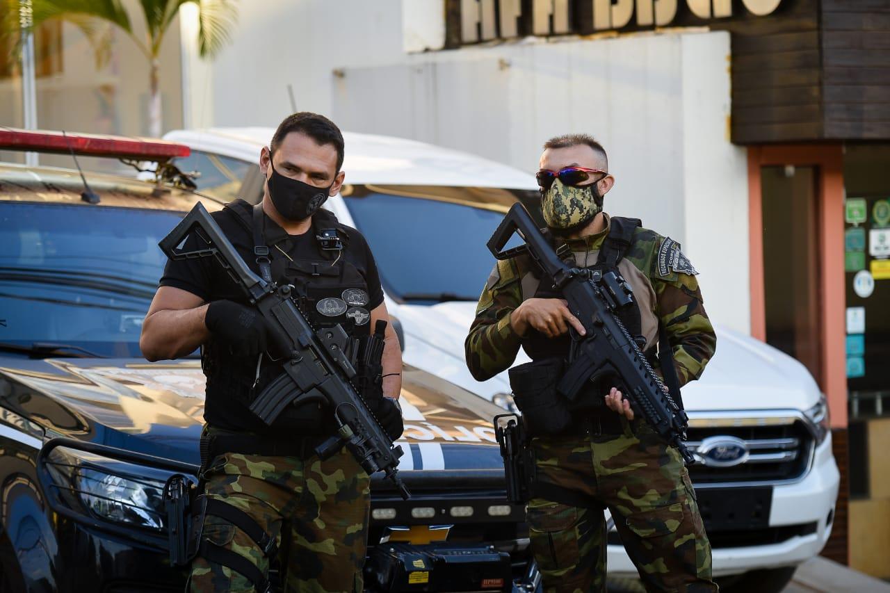 Coordenadoria de Operações e Recursos Especiais da Polícia Civil faz balanço das ações