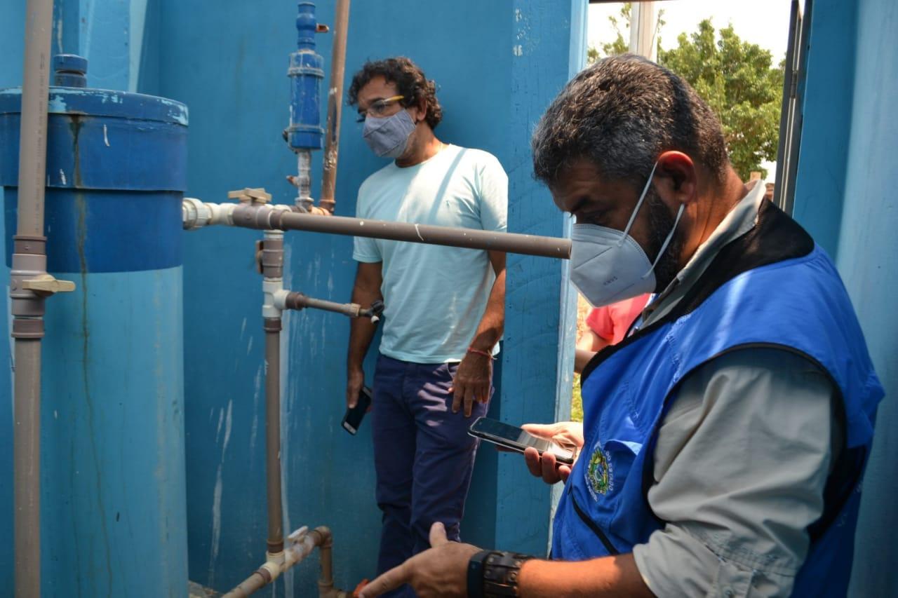 Estado estuda implantar sistema de abastecimento em projeto de assentamento no Bujari