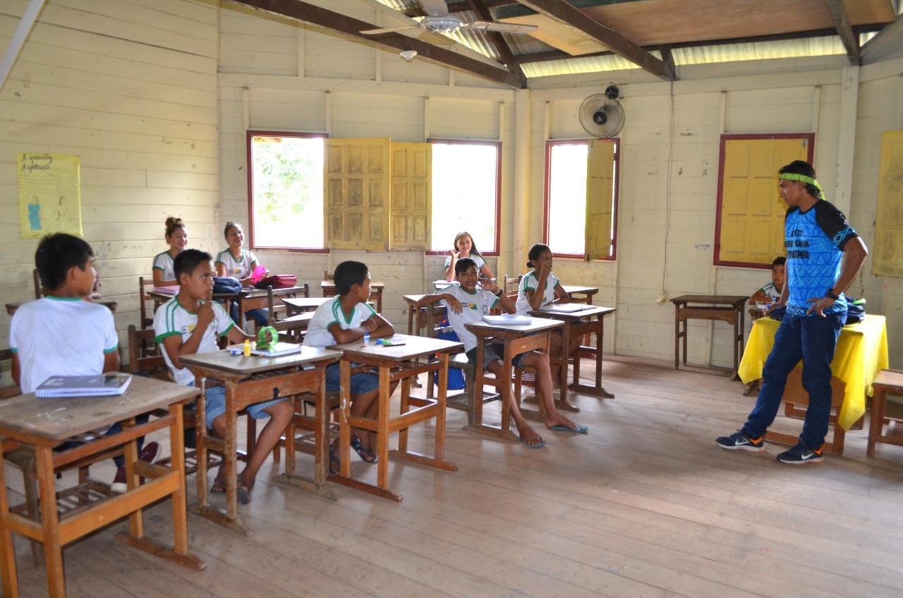 Governo homologa resultado do processo seletivo da Educação Escolar Indígena