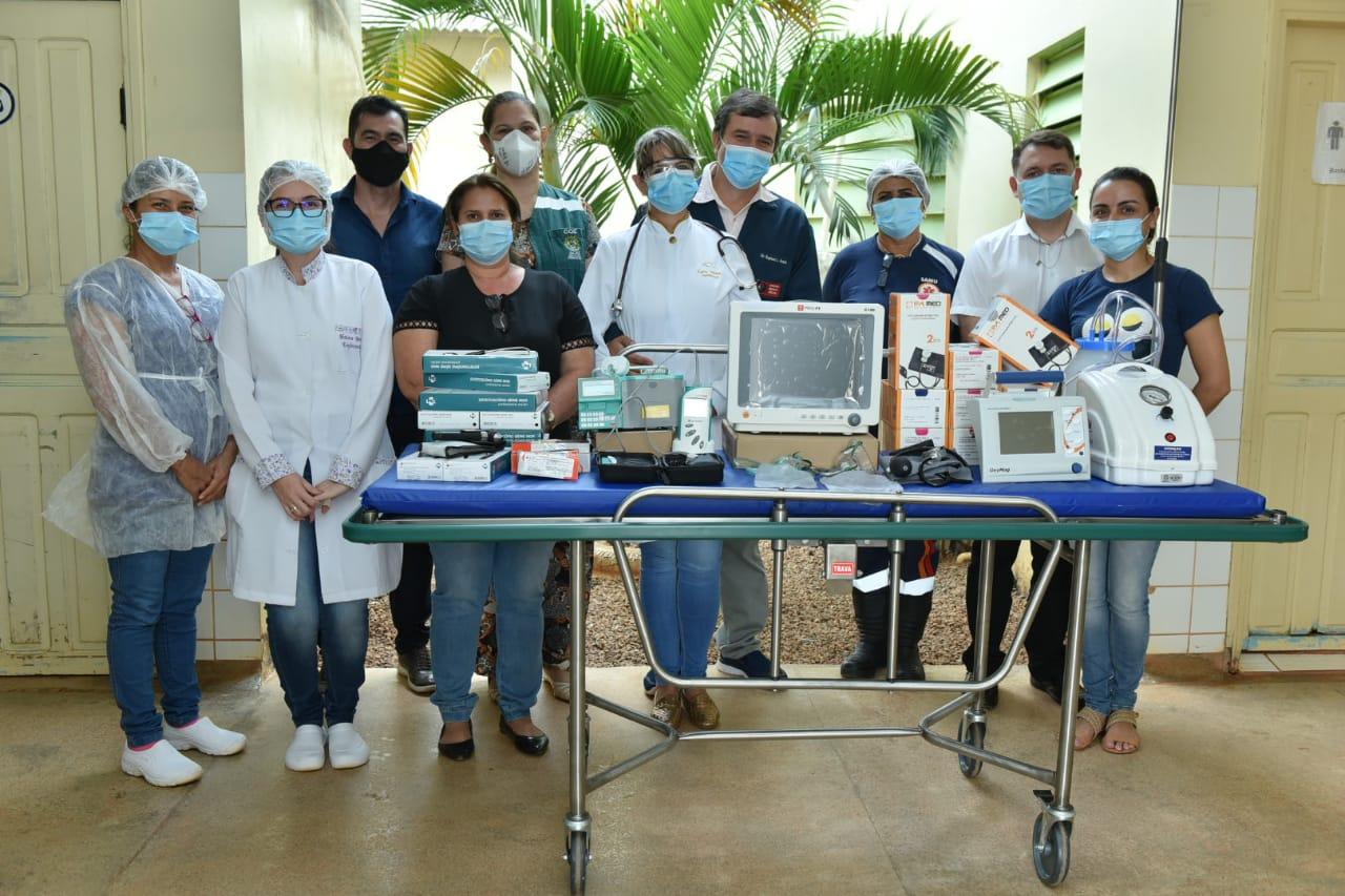 Estado entrega equipamentos na Unidade Mista de Acrelândia