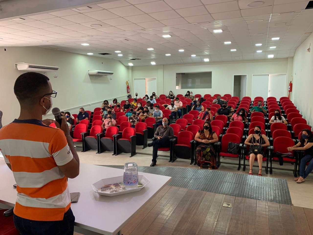 Servidores do ISE participam de alinhamento voltado para a utilização do Sistema Eletrônico de Informações