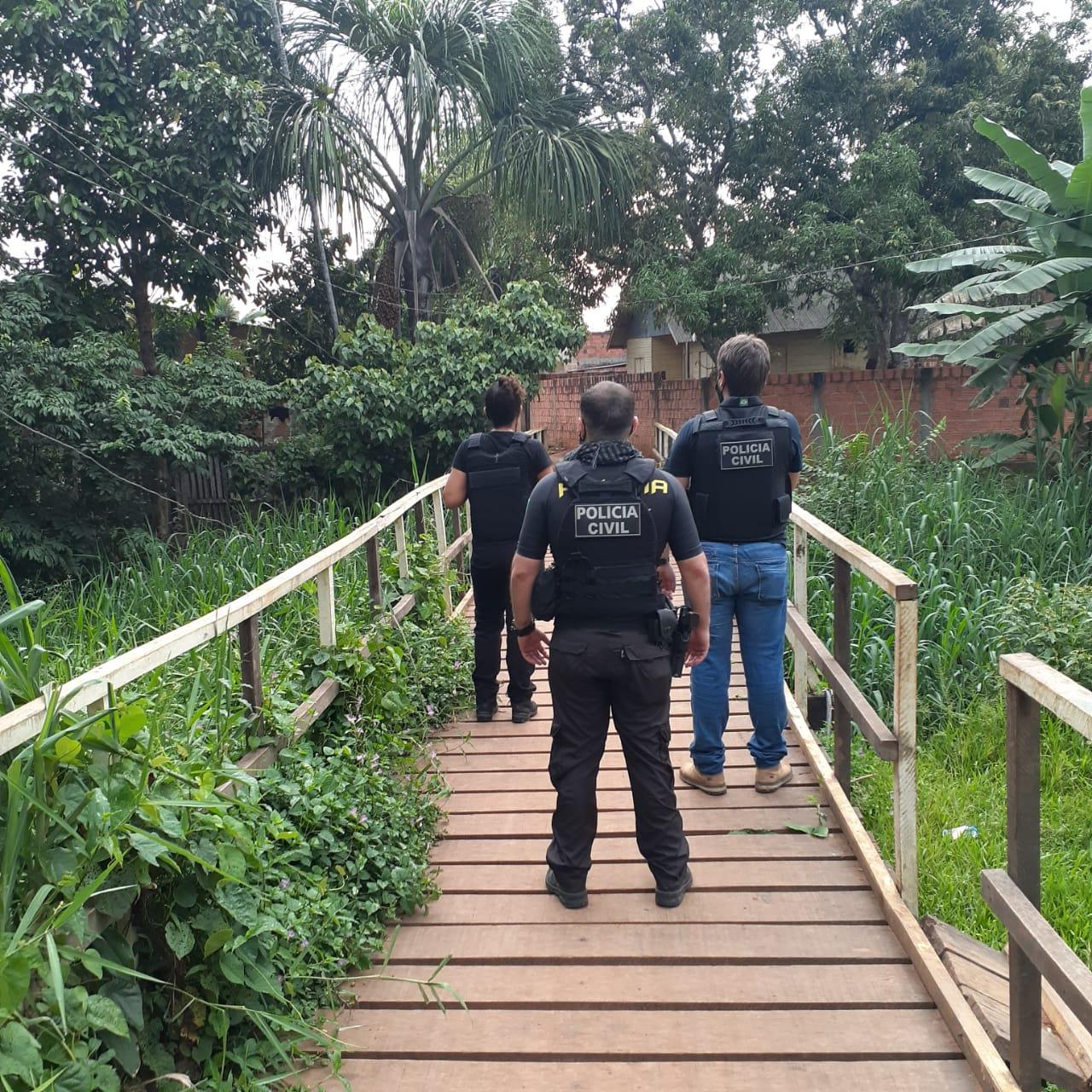 Polícia Civil deflagra terceira fase da Operação Sinapse