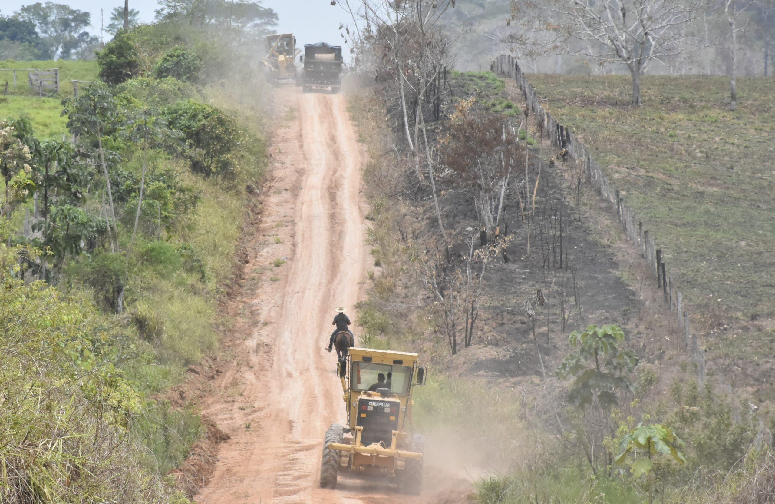 Governo e prefeitura seguem com Operação Força Máxima na Transacreana
