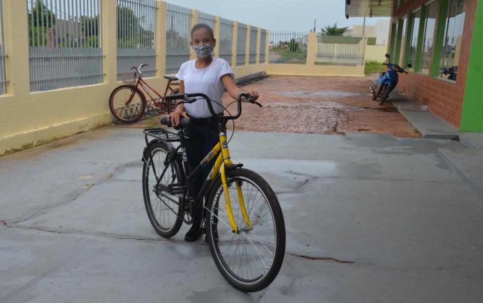 Governo vai adquirir 10 mil bicicletas para alunos da zona rural