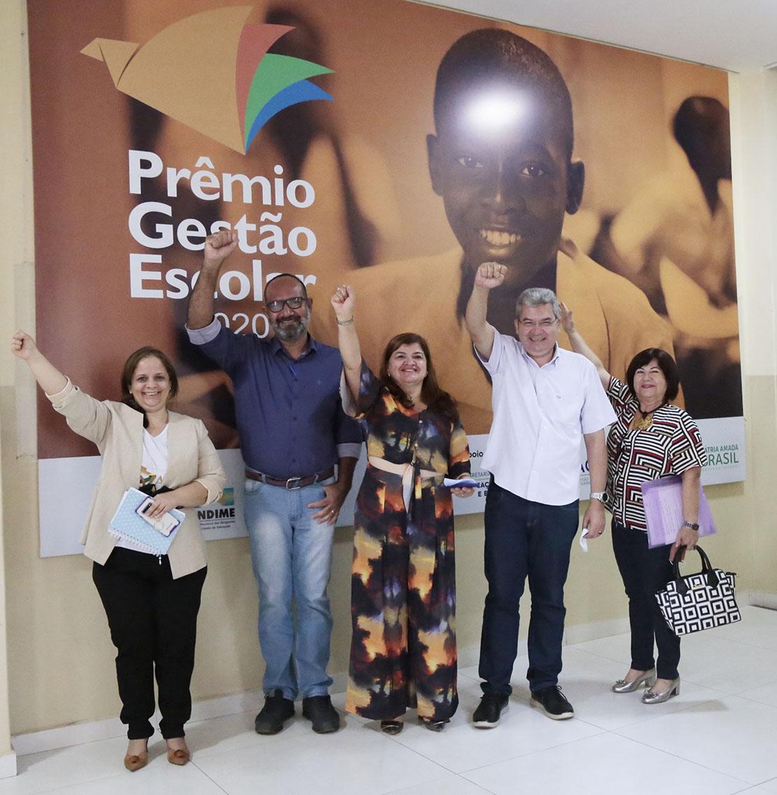Educação divulga resultado do Prêmio Gestão Escolar 2020