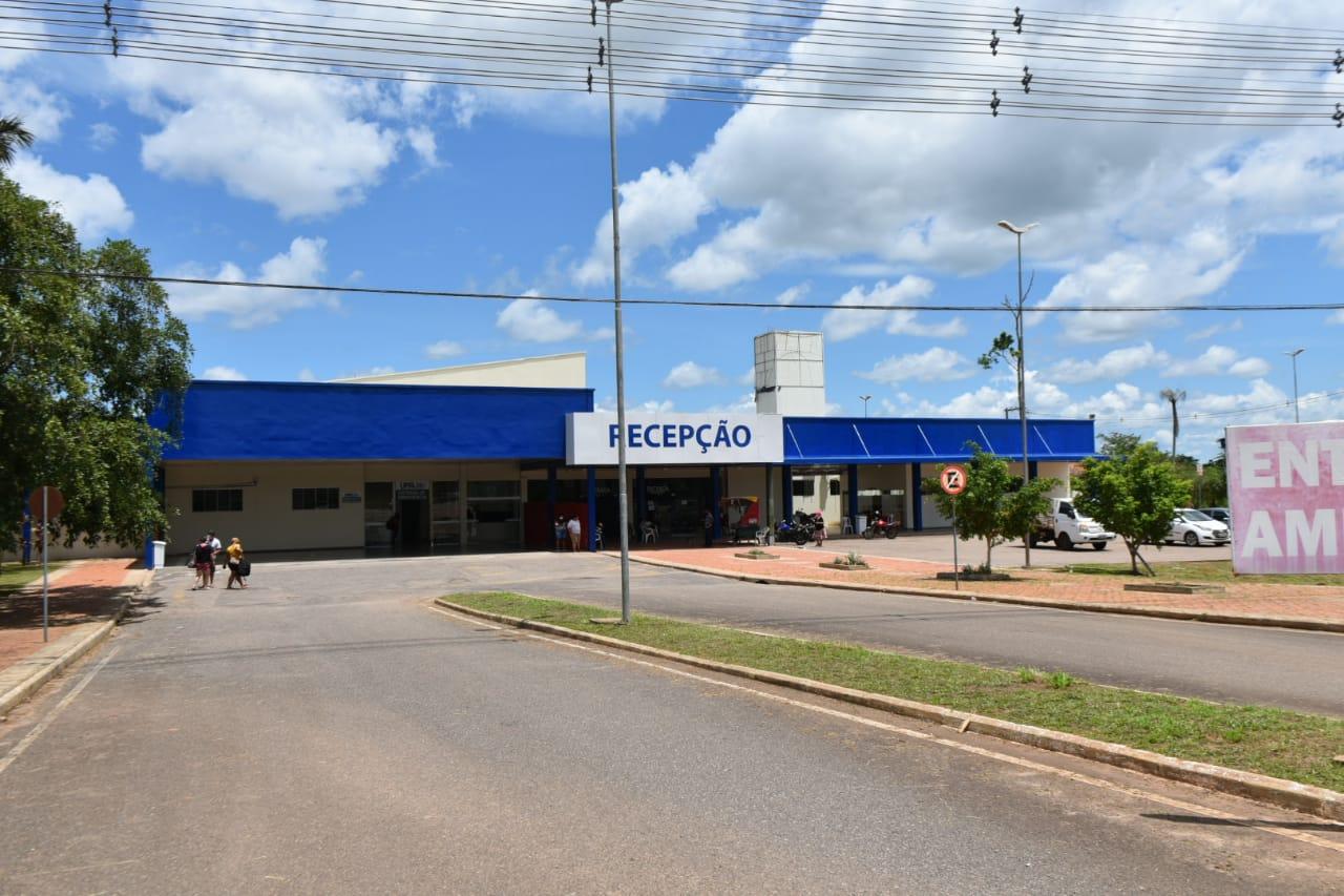 Governo reforma UPA do 2° Distrito de Rio Branco