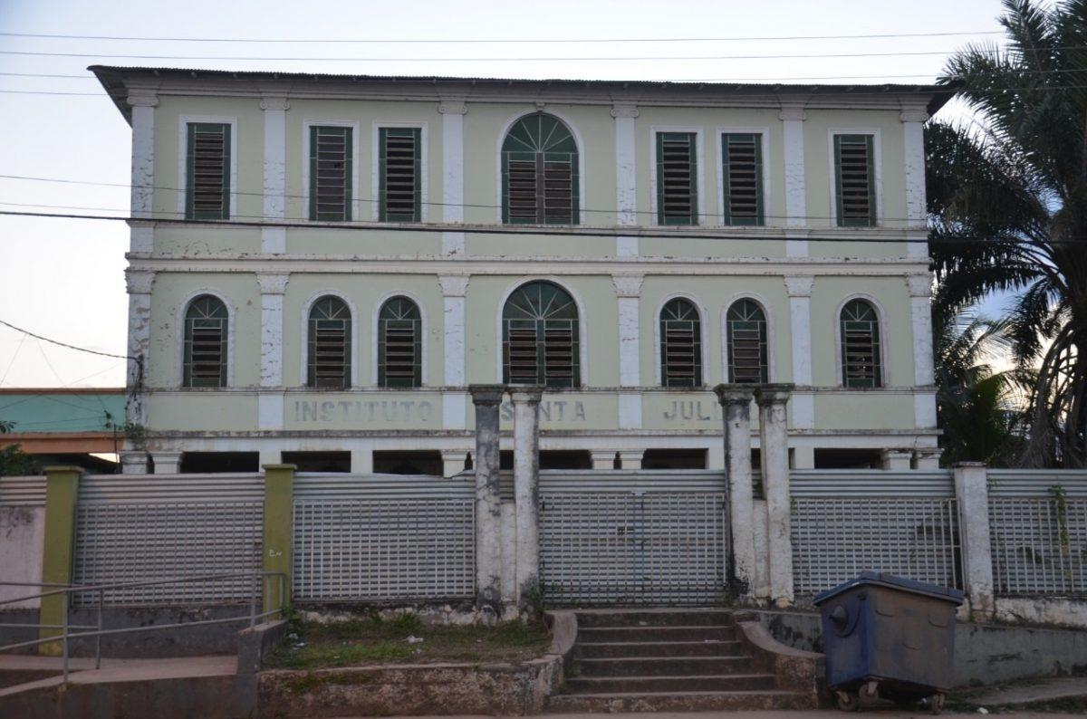 Governo vai recuperar Instituto Santa Juliana, em Sena Madureira