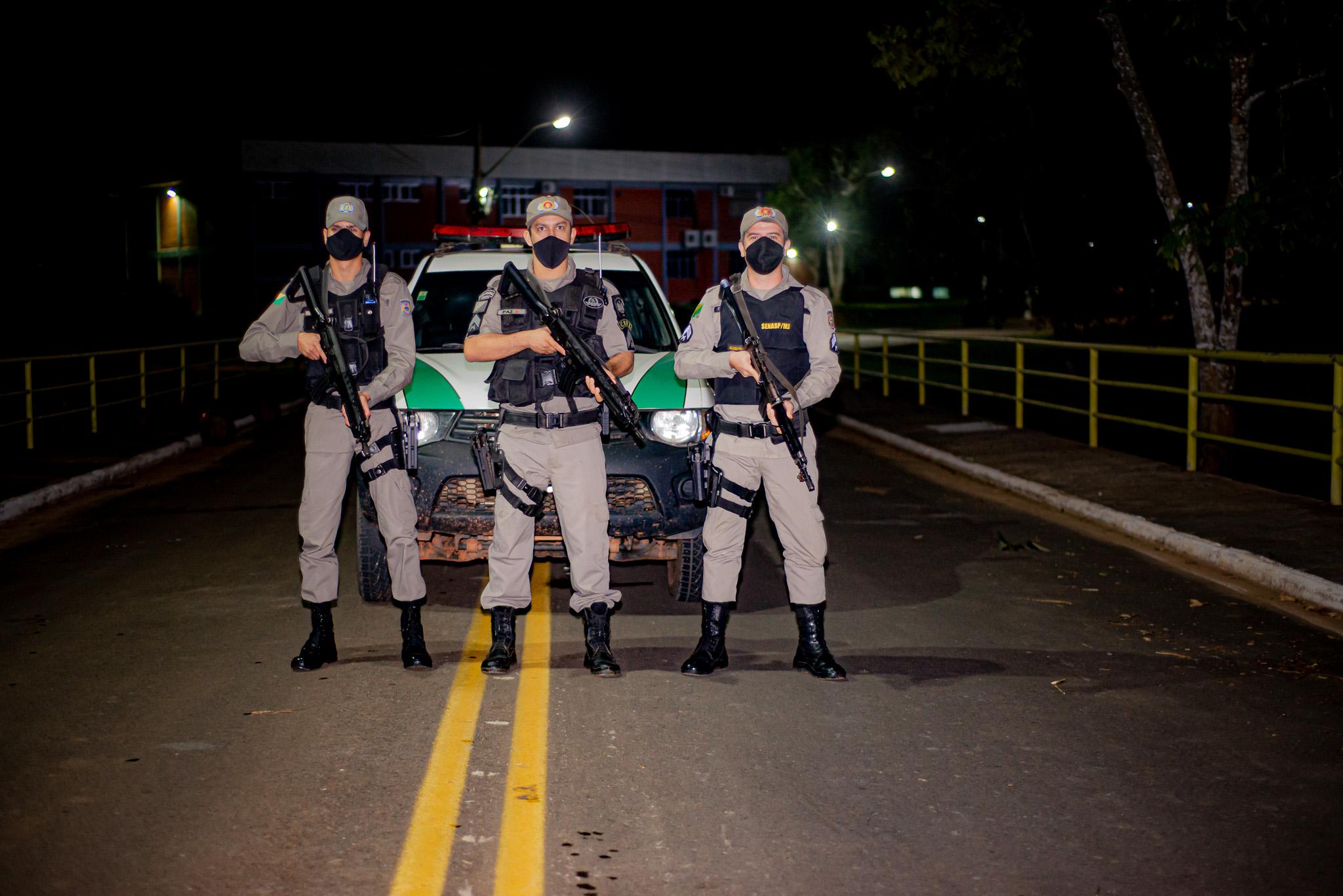 Polícia Militar do Acre qualificou a tropa e intensificou ações de combate à criminalidade em 2020