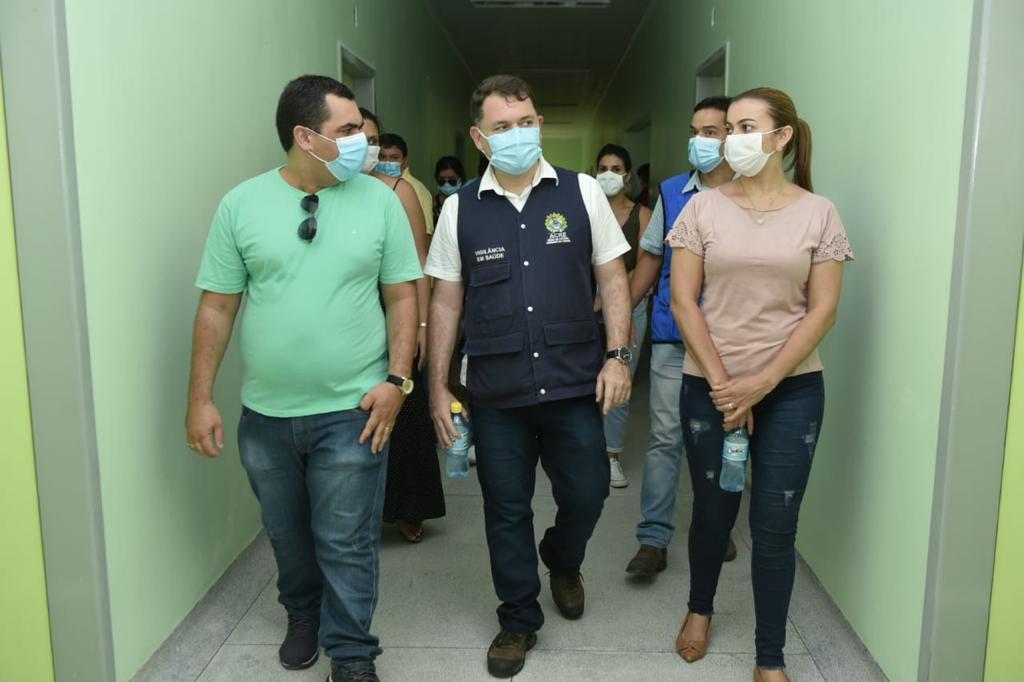 Governo recebe mais de R$ 1,5 milhão para reforma do hospital de Mâncio Lima