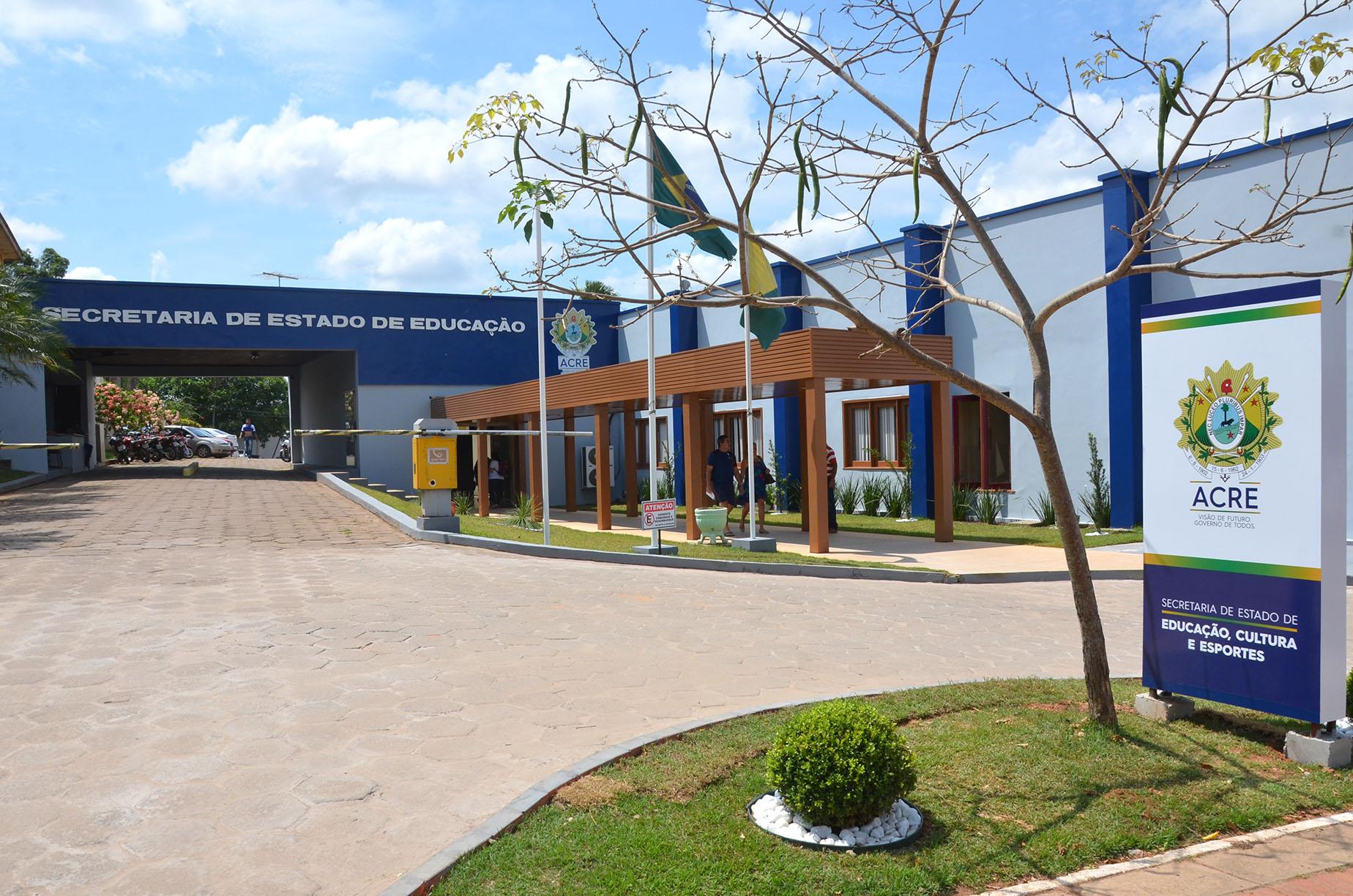 Educação do Acre começa a implementar modelo de escolas vocacionadas
