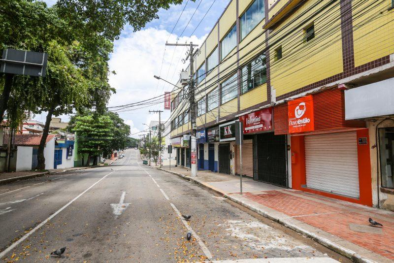 Lockdown Foto: Marcos Vicentti/Secom