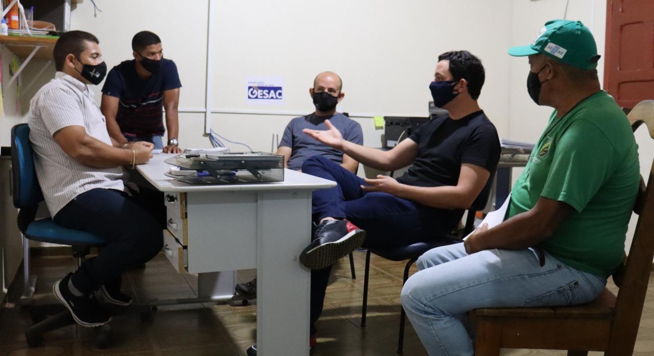 Governo alinha ações ambientais e do agronegócio familiar na região do Alto Acre