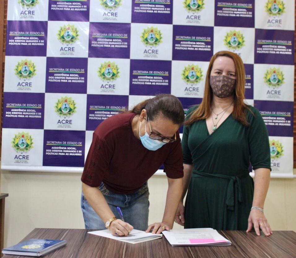 Estado inicia assinaturas de convênios que destinam recursos para organizações da sociedade civil