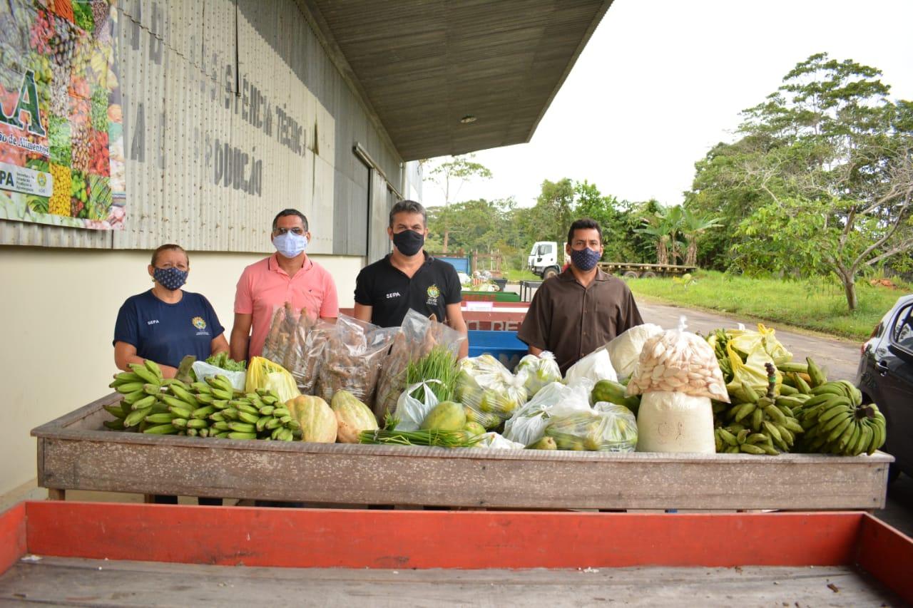 Governo investe em Programa de Aquisição de Alimentos e beneficia produtores rurais e entidades do Vale do Juruá