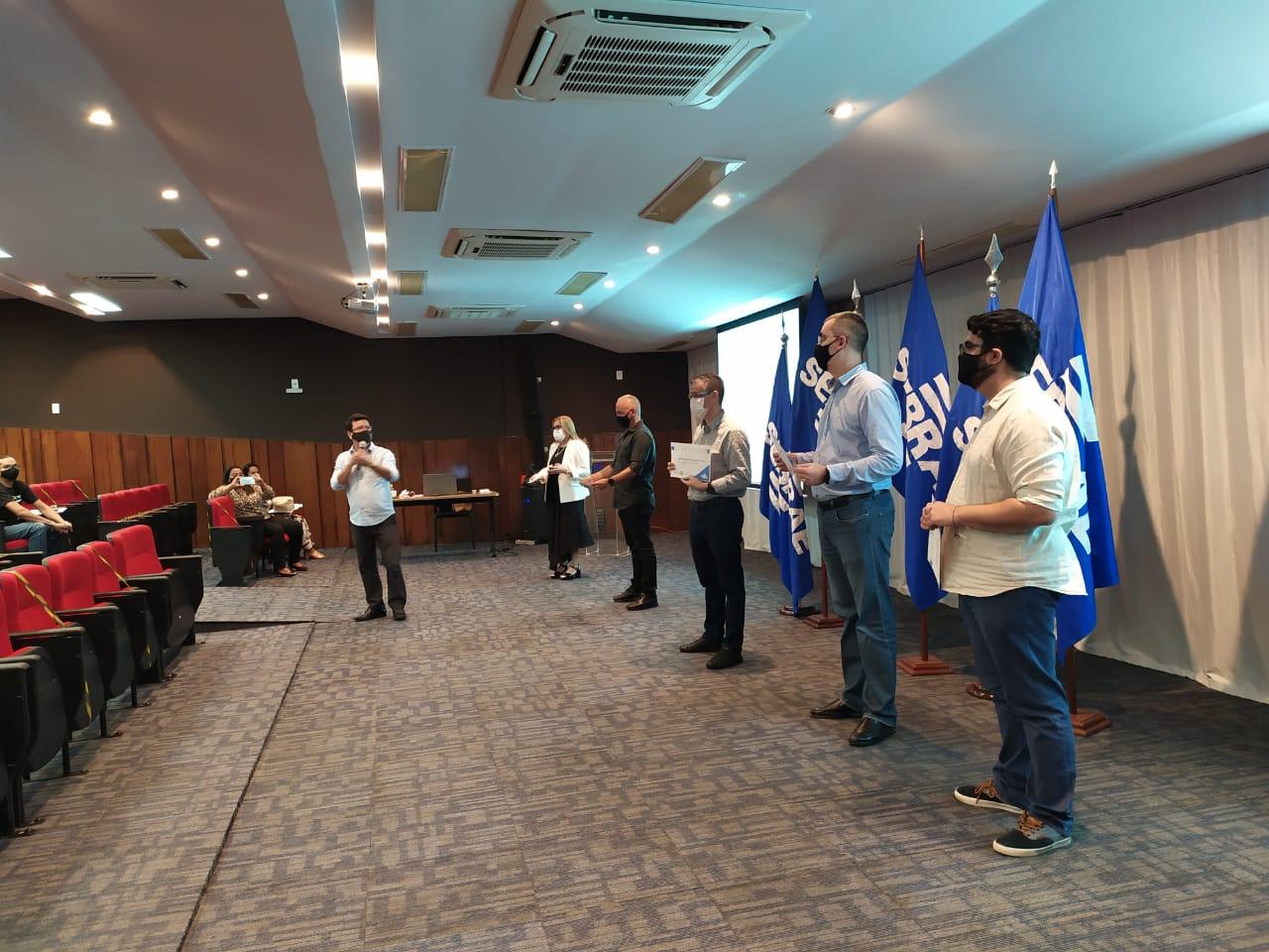 Governo e Sebrae qualificam 80 servidores públicos em curso de Gestão Contratual