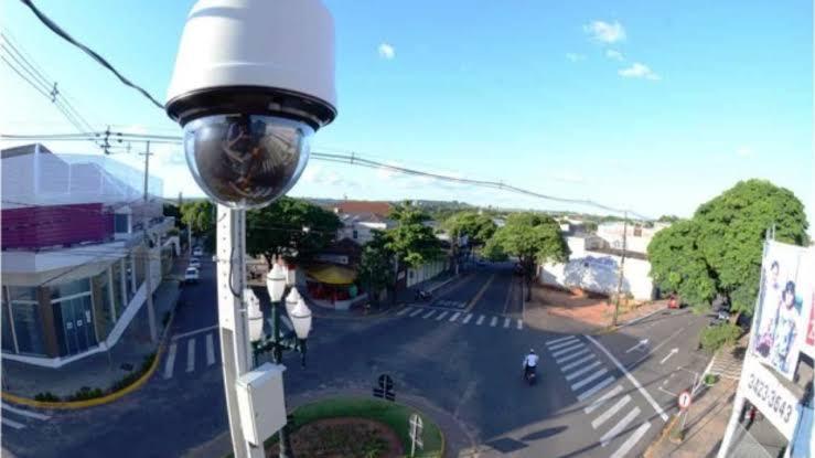 Câmeras de monitoramento serão instaladas em todo o Estado. Foto: Ascom/Sejusp