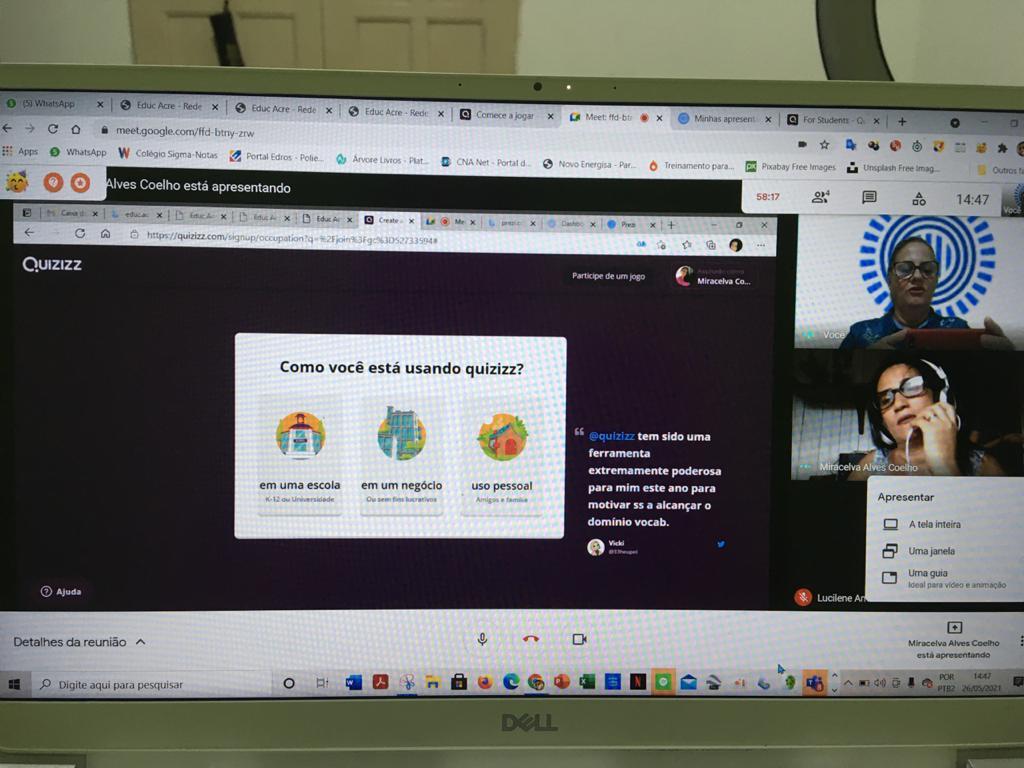 Educação oferta oficinas de tecnologia aos professores