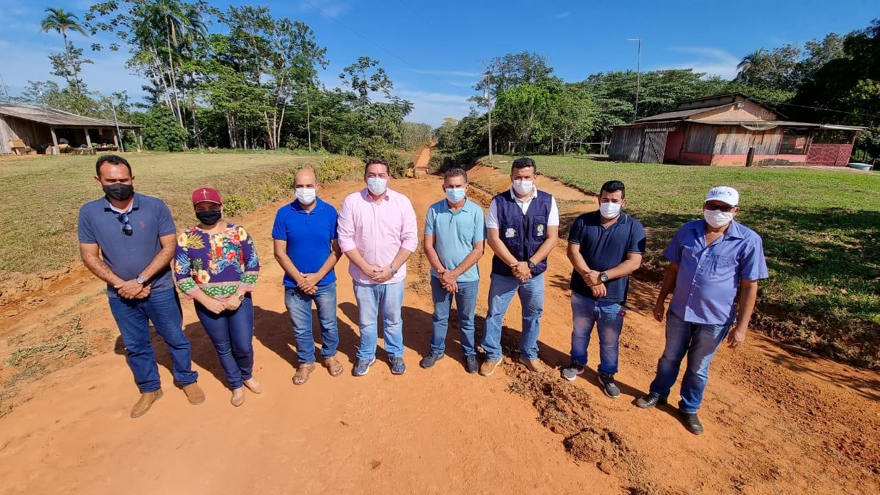 Recuperação de ramais do projeto Bonal avança e comunidade agradece governo pelo apoio