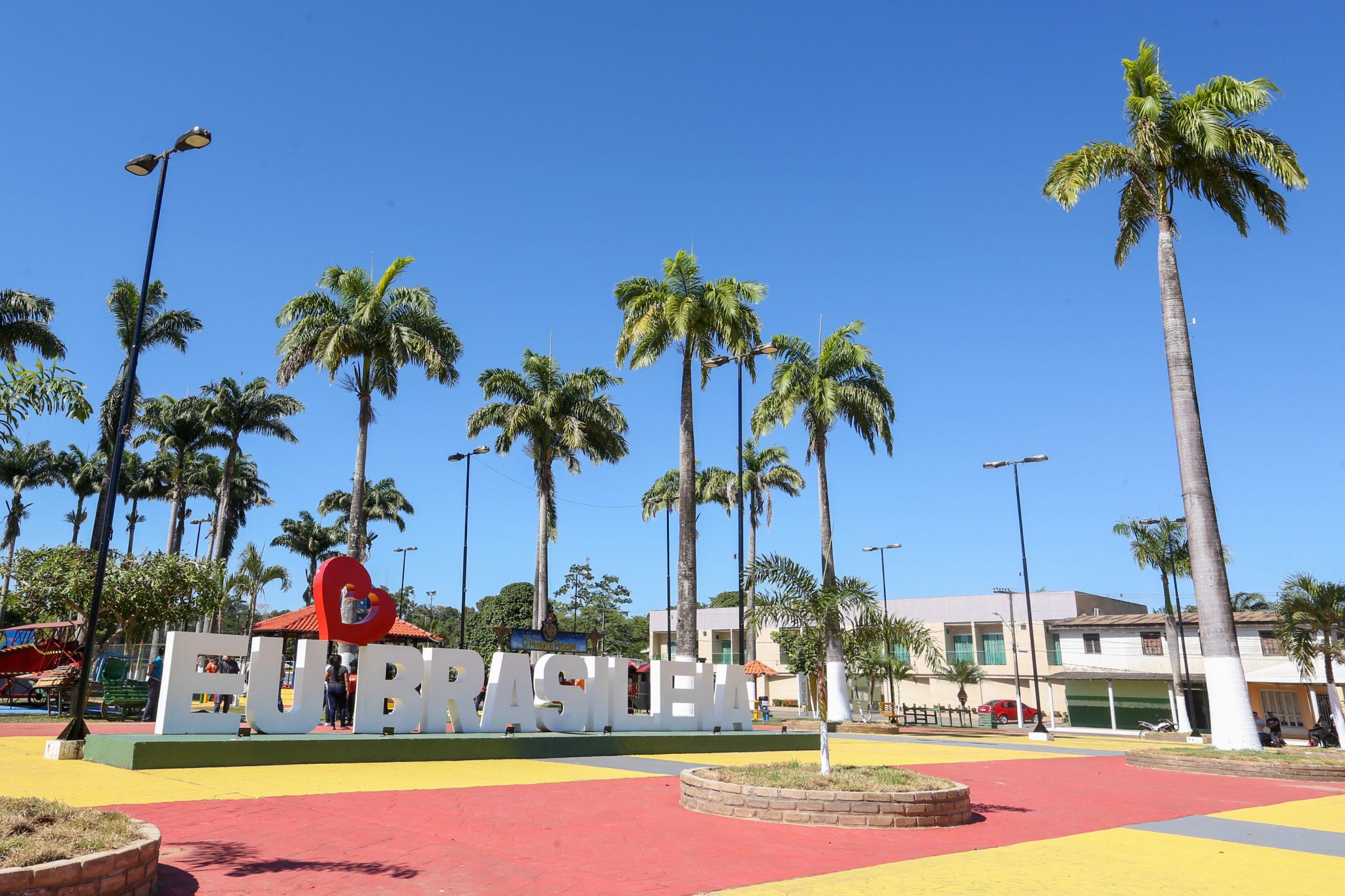 Em Brasileia, gestão de Gladson Cameli investe mais de R$ 64 milhões na saúde e infraestrutura