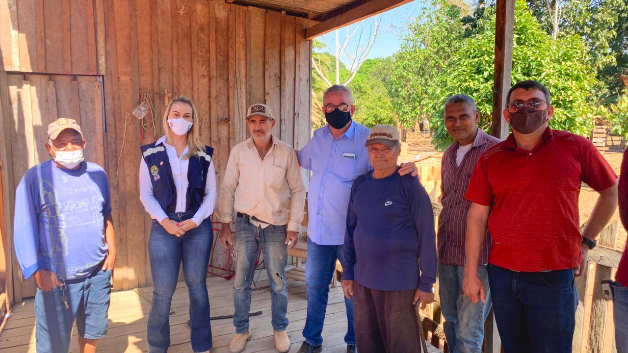 Governo estuda implantação de sistemas de abastecimento de água em agrovilas de Plácido de Castro
