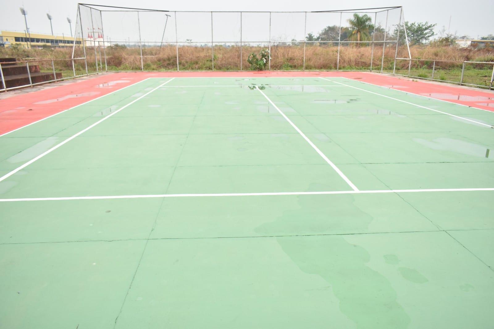 Governo apresenta projeto para construir Centro Esportivo de Treinamento e revitalizar quadras do Arena da Floresta